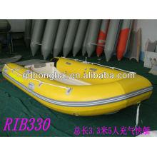 HH-RIB330 fiberglass inflatable boat