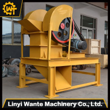 Low price small diesel engine Jaw crusher for block machine use