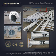 Factory Manufacturing 6-10m Street Light Pole HDG ISO