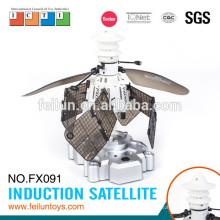 Sensor mais barato voar indução satélite do brinquedo do rc avião pequeno brinquedo voador brinquedos rc para venda