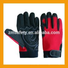 Luvas de trabalho mecânico anti-choque para segurançaZM891-H