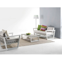 Aluminiummöbel ohne Strahlung