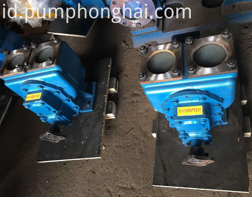 pto pump for tank