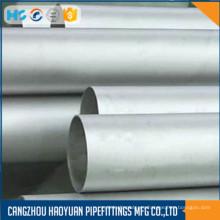 Tubería de acero galvanizada en caliente de la inmersión del grado-B de ASTM A53