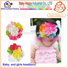 Wholesale Handmade Fancy Girl infant french clip hair bow