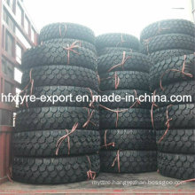 Military Tire 255/100r16 Yellow Sea Brand Tyre Iveco Radial Tyre