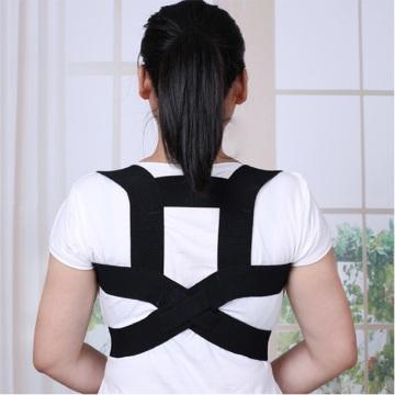 Сзади на талии пояса для корсет для спины боли