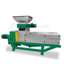 Factory Supply food waste dewatering machine/garbage dewatering machine