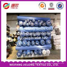 2014 nouveau stock de tissu spandex cvc pour le vêtement des hommes
