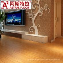 AC3, revestimento de madeira estratificado gravado impermeável de AC4 HDF