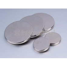 Neodymium Magnets/NdFeB Discs for Motor