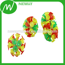 glass sticky firmly suction cup ball toy