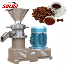 Cocoa Bean Butter Paste Grinder Processing Machinery