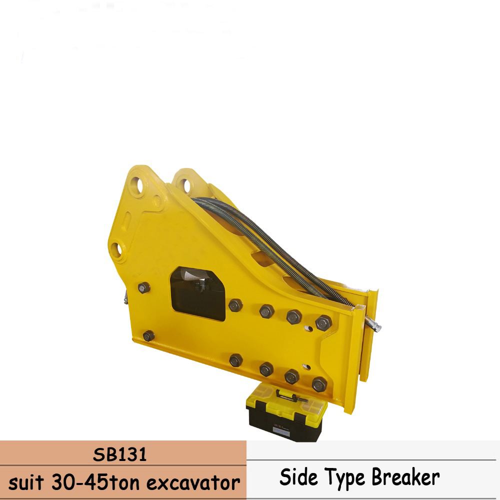 Hydraulic Breaker for Construction Machinery