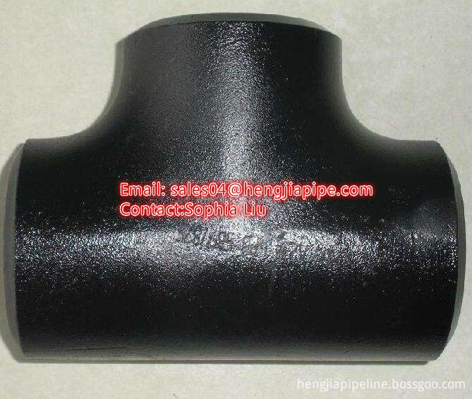 carbon steel tee fittings