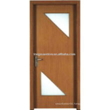Interior entry door with quality pvc material, buying chinese doors