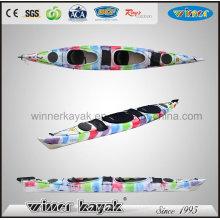 Gagnant Classique Plastique Ocean 2 Person Pedal Kayak