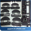 ABS office telephone set plastic front covers injection mold