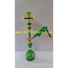 New Design Zinc Alloy Nargile Smoking Pipe Shisha Hookah