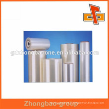 Heat transfer shrink wrap for plastic with moisture proof feacture of good package material