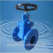 cast iron handwheel gate valve inflation valve