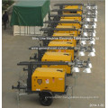 Soundproof Diesel Generator Set Lighting Tower (7-18kw)