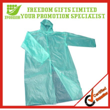 Promotional Logo Customized Colorful Wholesale Raincoats