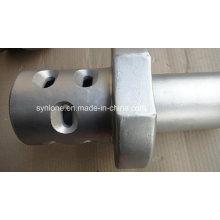 Encaixe de tubulação de aço inoxidável de fundição por cera perdida