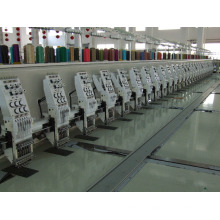 LEJIA 24 Heads High Speed Flat Embroidery Machine
