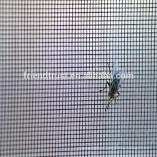 Стекло оконного стекла с защитой от насекомых