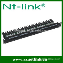 UTP 25 port cat.3 patch panel
