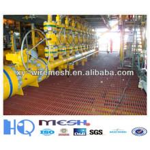 Rejilla de FRP / rejilla de acero / rejilla de la barra / materiales de construcción de Anping hebei