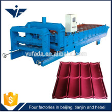 Mesin Roll Forming Glazed Tile