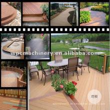 Holz Kunststoff Profil Produktionslinie (qingdao hegu Holz Kunststoff-Maschine)