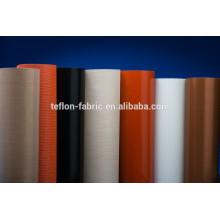 JIANGSU Manufacturer Tela de fibra de vidrio recubierta de ptfe resistente al calor