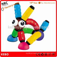 3D brinquedos educativos magnéticos vara
