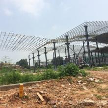 Construcción ligera de acero del marco estructural ligero