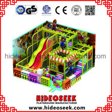 Mario Theme Kfc Style Indoor Playground Equipment for Children