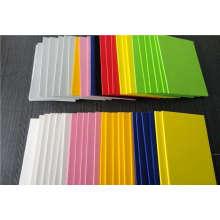 Customized High Density Günstige Eva farbige Schaumstoffplatten