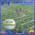 Landwirtschaftliche Anwendung Effizientes Chlordioxidpulver zur Bodensterilisation