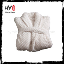 Customized hooded toddler bathrobe with high quality