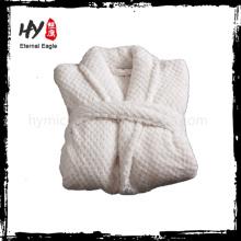 Подгонянный капюшоном малыш банный халат с высоким качеством