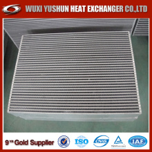 Hot Selling Customized Aluminum plate Fin Excavator Oil Cooler Core