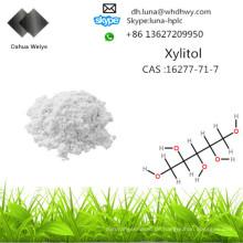 China Supply Nutritional Supplement Süßstoff Birke Xylitol / Xylitol
