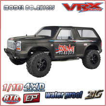 1 10 scale 4X4 Electric speed racing Brushless RC Car