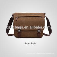 Messenger Bag Sac d'école Business Briefcase Sac d'épaule