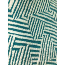 Jacquard-Strickgewebe aus Polyester-Spandex