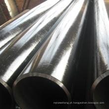 Tubulação de aço carbono sem costura