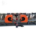 High speed steel rod bending center