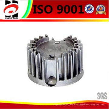 Disipador de calor fundido a presión de aluminio
